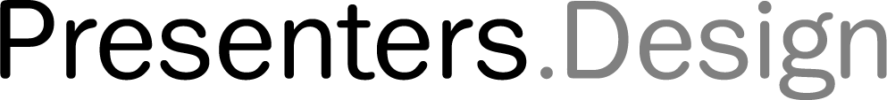 Presenters.Design Logo