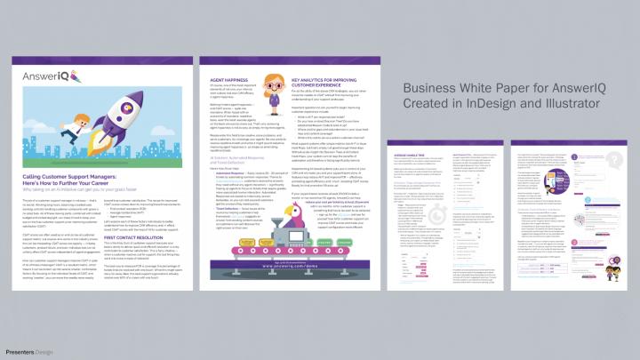 Business White Paper for AnswerIQ