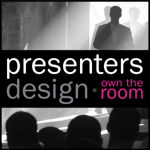 presenters.design logo own the room